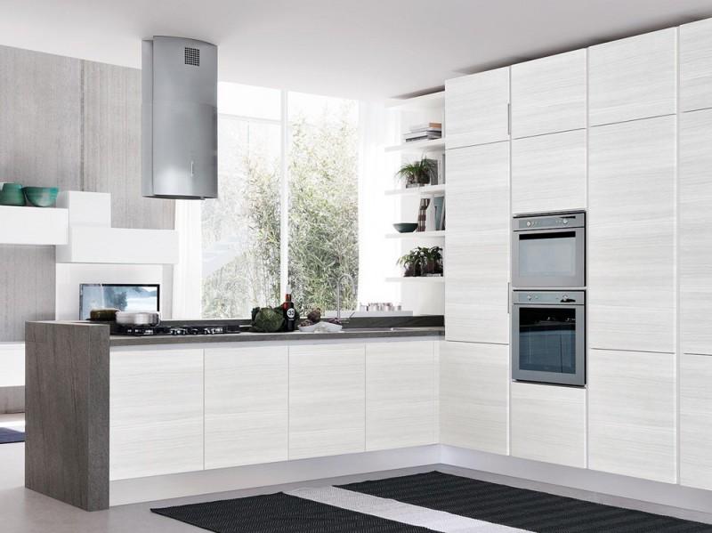 Cucine lube i modelli pi belli del 2015 - Cucine moderne con isola lube ...