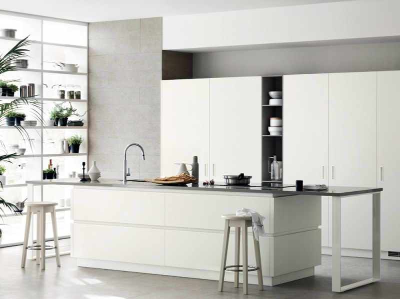 Stunning Cucine Moderne Bellissime Photos - Ideas & Design 2017 ...