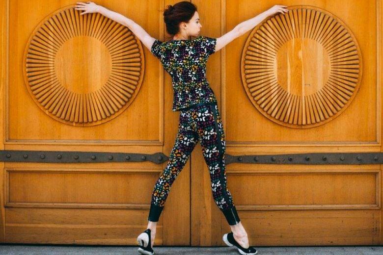 Freddy danza al Teatro Bolshoi con le nuove scarpette 3PROballerina