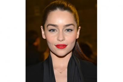 Emilia Clarke Hairstyle