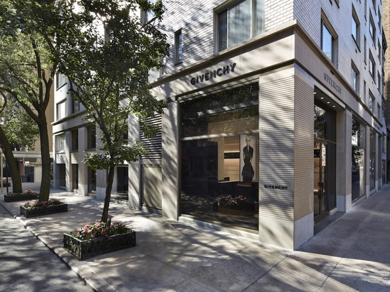 Givenchy store New York 3