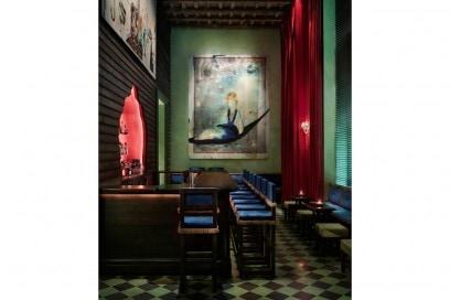 Gramercy Park Hotel il Jade Bar