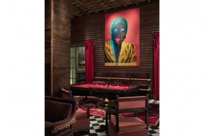 Gramercy Park Hotel il Rosebar