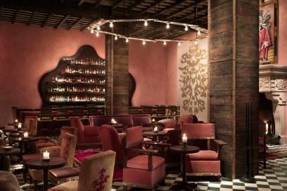 Gramercy Park Hotel il bar