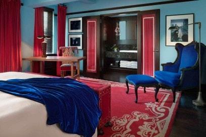 Gramercy Park Hotel il loft