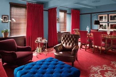 Gramercy Park Hotel la suite
