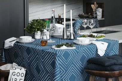 H&M Home è cobalto