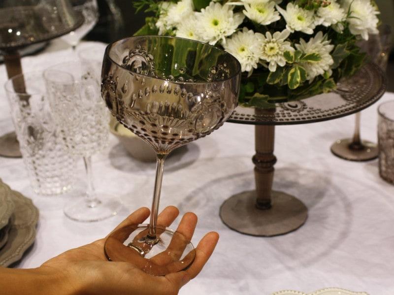 I nuovi bicchieri Baci Milano