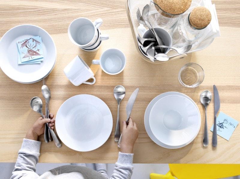 IKEA 365+ Piatti, Brocche, Bicchieri E Tazze Della Nuova Collezione IKEA  365+, Volutamente Pulita Ed Essenziale Nel Design Per Valorizzare Al Meglio  La Vera ...