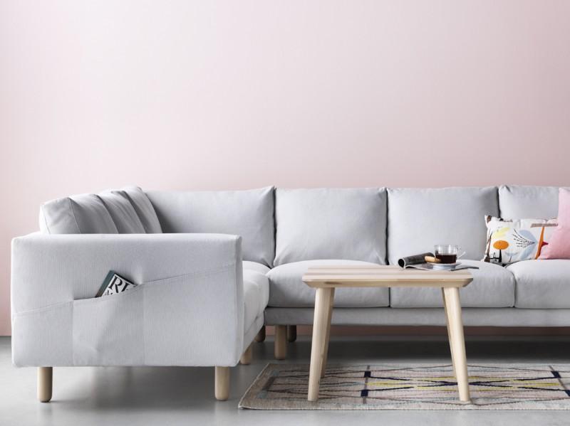 Il divano NORSBORG