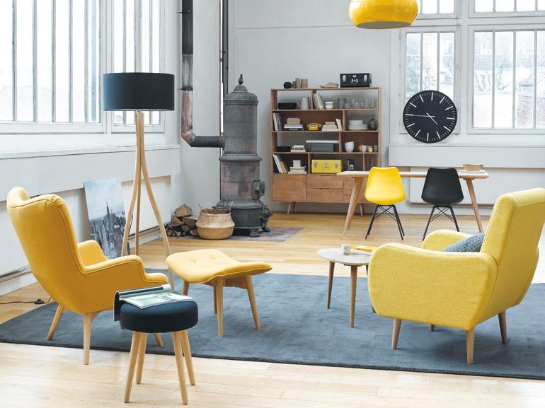 Il giallo ocra di Maisons Du Monde