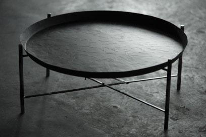 Il tavolo della collezione