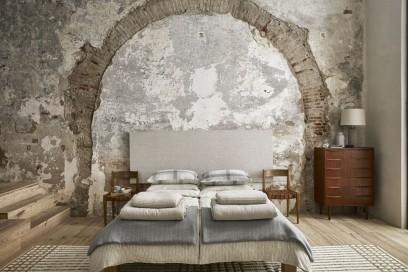 In camera da letto