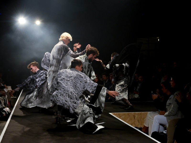 Interprete la compagnia di ballo di Kenneth Kvarnström