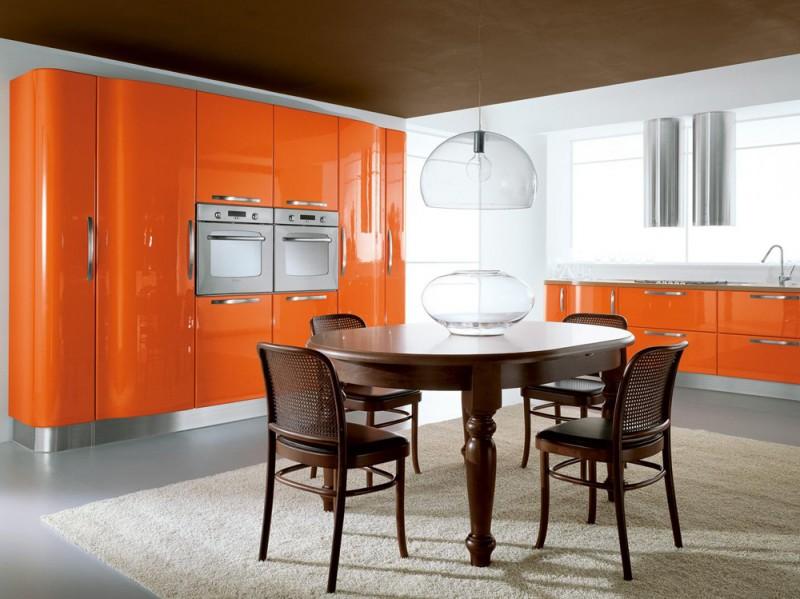 il nuovo modo di vivere lambiente cucina attento alle tendenze design propone una sintesi di qualit formale e strutturale per