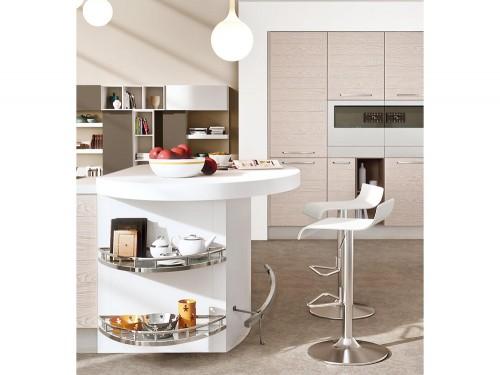 La cucina Adele Project di Lube - Foto - Grazia.it