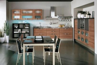 La cucina Doris di Lube