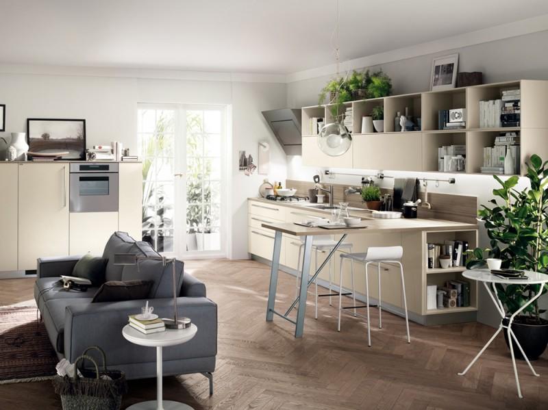 Cucine Bellissime. Idee Creative Per Decorare Sopra I Pensili Della ...