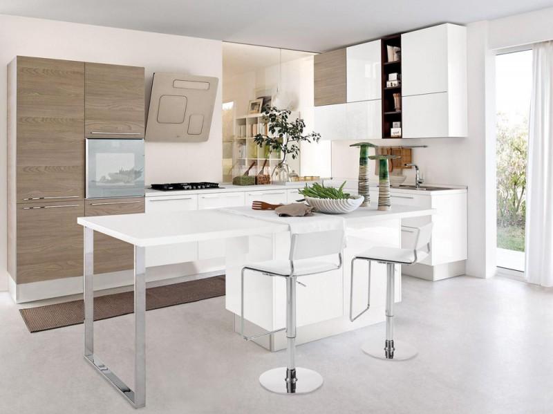 La cucina Pamela di Lube