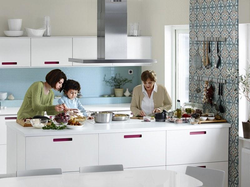 La nuova cucina METOD:MÄRSTA