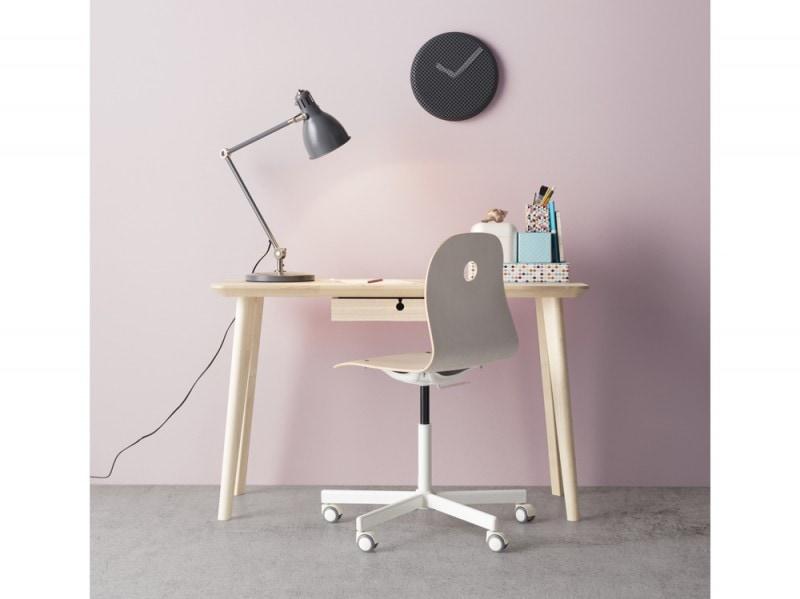 La scrivania dal gusto nordico