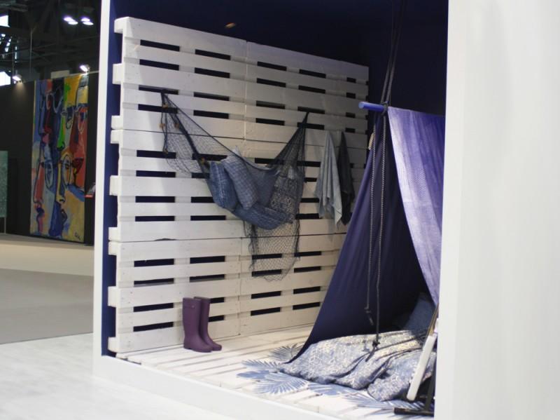 La stanza contemporanea di Zucchi e Bassetti