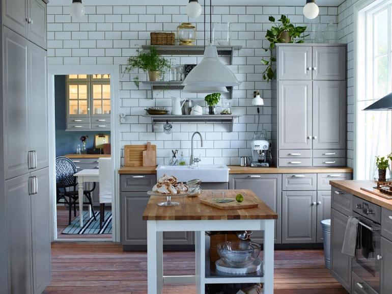 10 lavelli di design per una cucina bella e funzionale - grazia.it - Cucina Acciaio Ikea