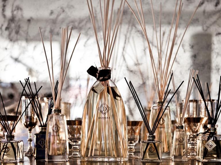 Le fragranze per l'ambiente di Danhera