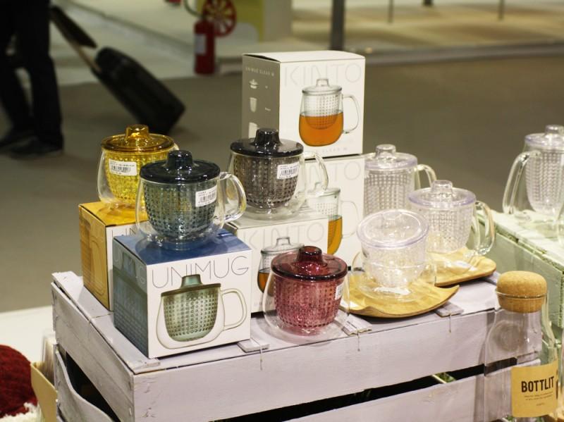 Le tazze da Tè firmate Kinto