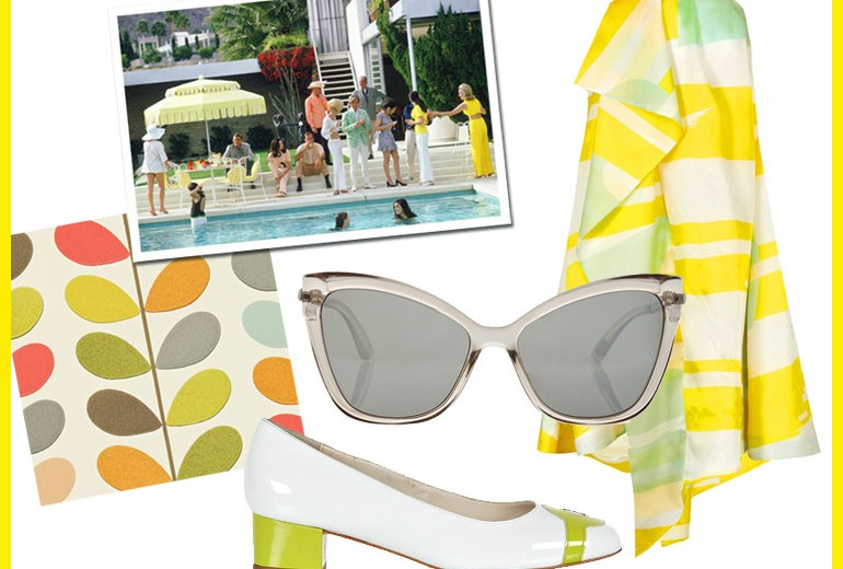 Chic a Palm Springs: shop the trend!