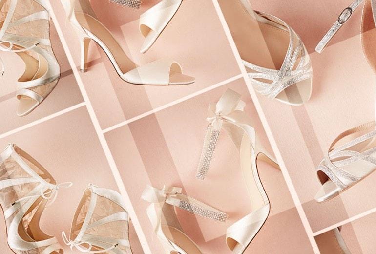 Scarpe da sposa: i modelli del momento