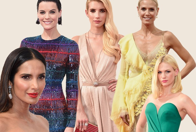 Emmy Awards beauty look: le star puntano sullo sguardo