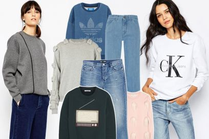Come abbinare jeans e felpe per l'Autunno 2015