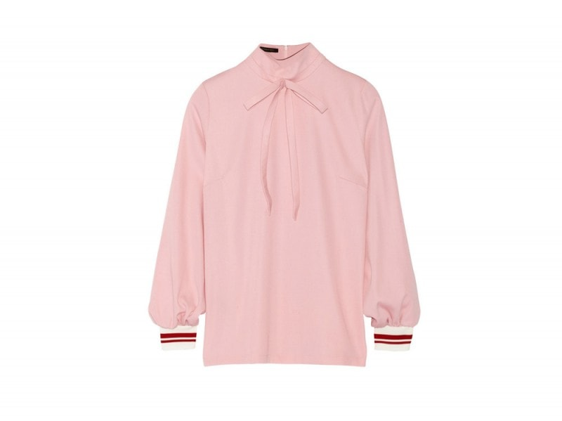 MOTHER OF PEARL CAMICIA NET