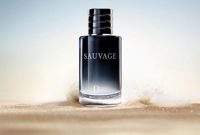 Sauvage: la nuova fragranza Dior per l'uomo