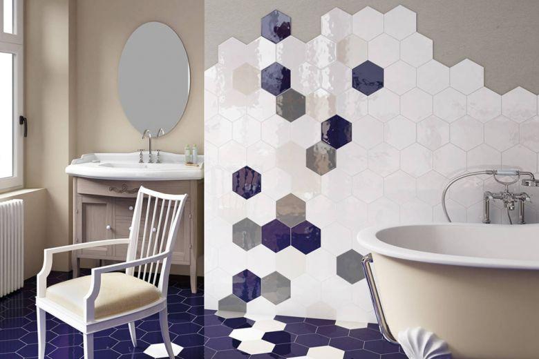 Rivestimenti per il bagno: 10 idee decor da copiare