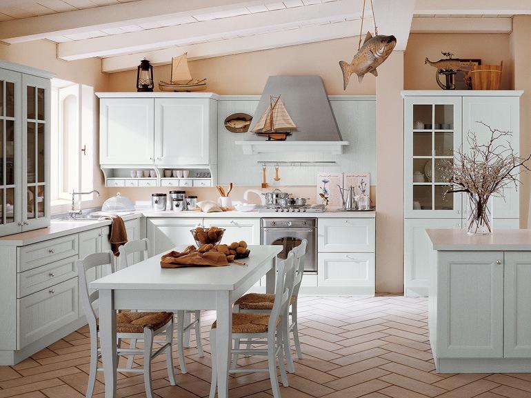 Cucina Stile Country. Piastrelle Per Cucina Moderne With Cucina ...