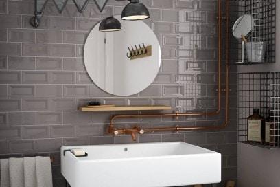 Per un bagno industrial