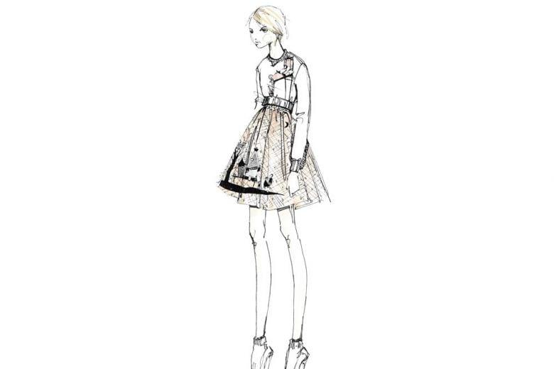 REDValentino svela il Pop up Store a Milano tra arte, moda e food