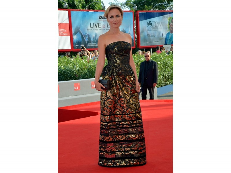 Radha-Mitchell-in-Oscar-de-La-Renta-getty