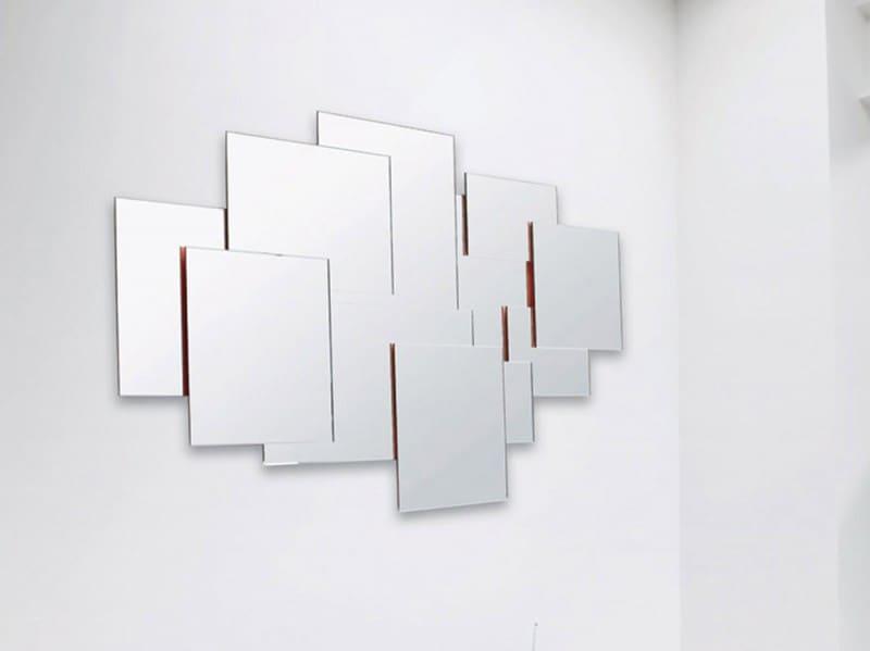Specchi moderni di design 10 modelli per cambiare volto - Specchi da parete di design ...