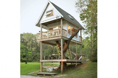 Tom treehouse