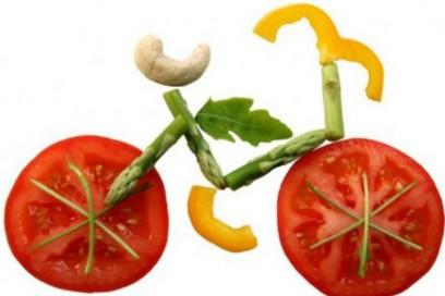 alimentazione sport bici