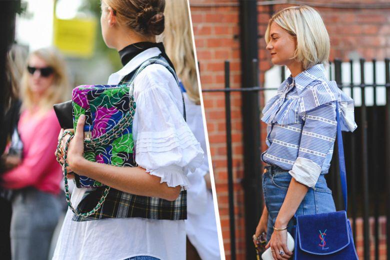 Street style trend: la camicia retrò