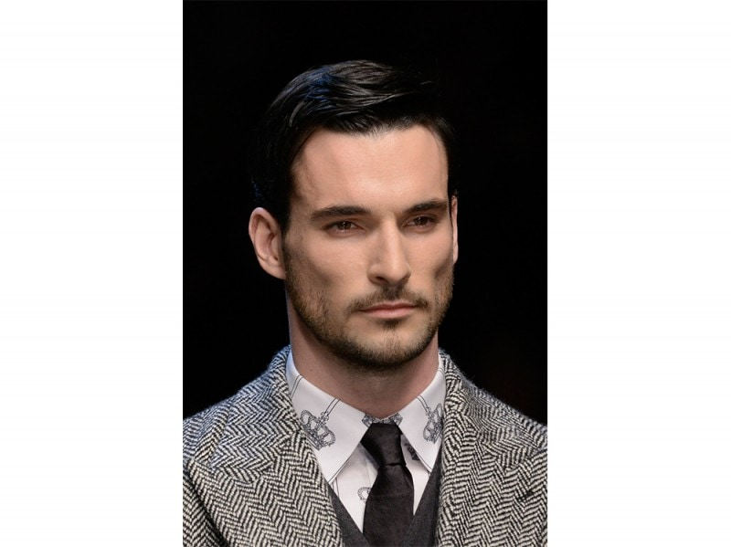 capelli-uomo-autunno-inverno-2015-sfilata-Dolce-n-Gabbana