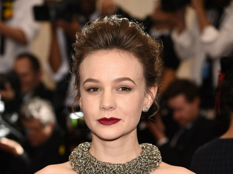 carey mulligan Costume Institute Benefit Gala 2015