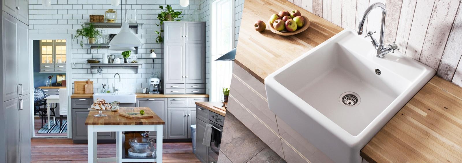 10 lavelli di design per una cucina bella e funzionale - Lavelli per cucina in ceramica ...