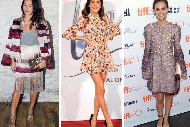 Le meglio vestite della settimana da Violetta a Natalie Portman