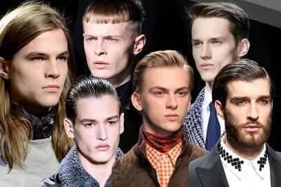 Tagli capelli uomo: le tendenze per l'Autunno-Inverno