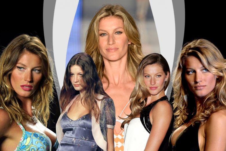 Gisele Bündchen capelli: l'evoluzione della regina del bronde